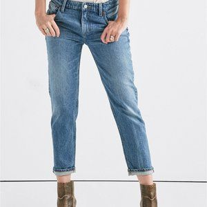 Lucky Sienna Slim Boyfriend Jean Women Size 00